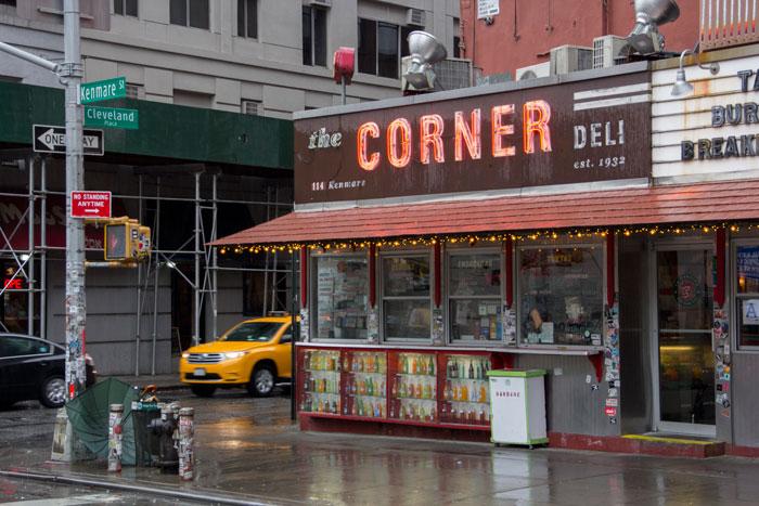 NY Corner SOHO G